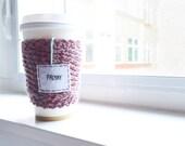 Pink Coffee Travel Mug Co...