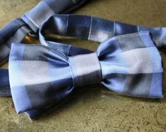 Bow tie satin menswear