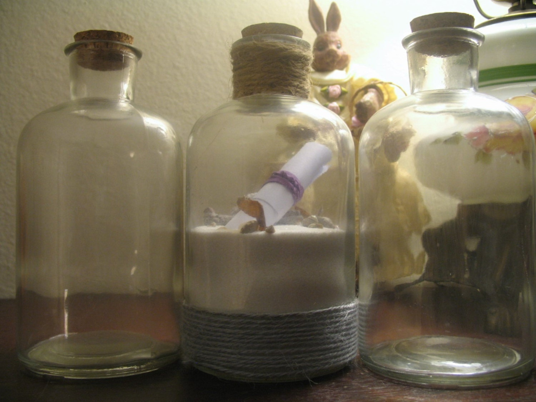 10 500 ml glasflaschen gl ser flaschen mit korken diy. Black Bedroom Furniture Sets. Home Design Ideas