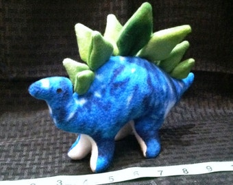 Stegosaurus Dinosaur Plushie