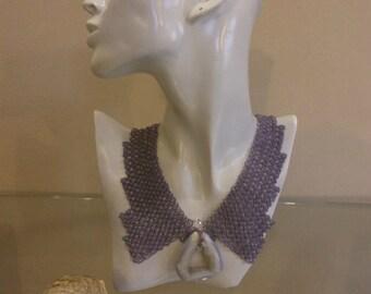 "handmade jewelry necklace ""The Secret"""