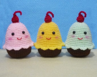 Egg Warmer: Cupcakes