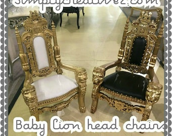 baby throne chairs