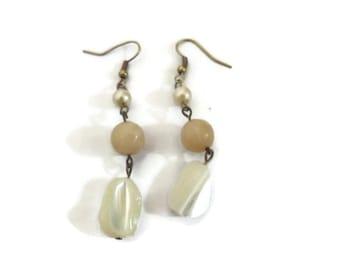 Handmade Recycled Earrings