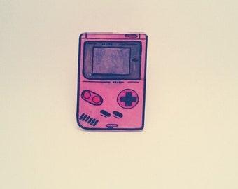 Nintendo Gameboy Ring / Gameboy