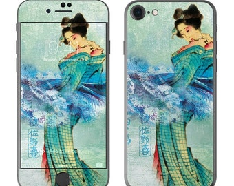 Magic Wave by Sanctus - iPhone 7/7 Plus Skin - Sticker Decal