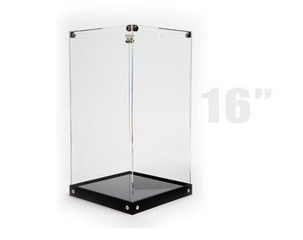 1:5/ 16inch Action Figure Display Case  (STAR CASE WIDE)