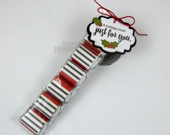 Christmas Candy Nugget Party Favors~ A Holiday Treat Just for You