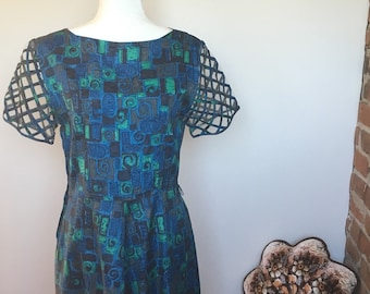 reserved!SUPER SALE Vintage 60s Party dress