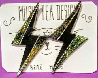 Ziggy earrings