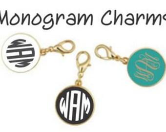 Monogrammed Charm