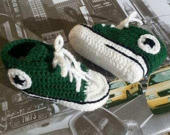 Converse all-stars crochet for kids