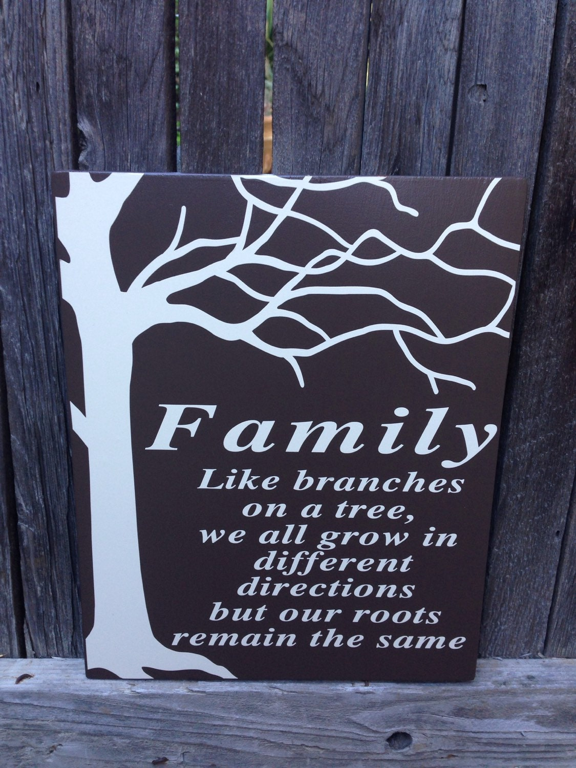 Family Tree Sign Family Roots Gift for Grandparents Sign Christmas ...