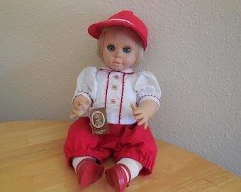 VINYL DOLL 18 Inch Royal Baby Doll Prince Henry