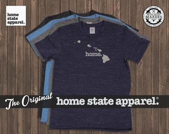 Hawai'i Home. T-shirt- Womens Cut