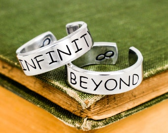 To Infinity and Beyond Rings