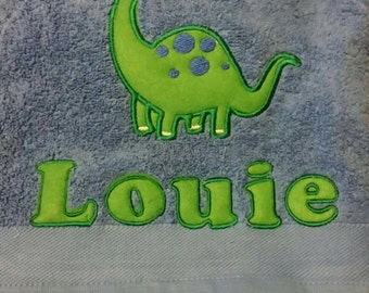 Personalised Towel Set
