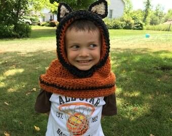 Winter Foxy hat