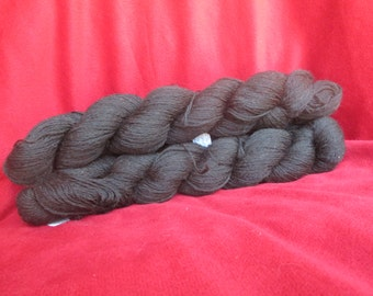 Alpaca and Merino yarn