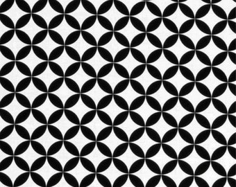Alexander Henry - Diamond Eye - #6690Br - Black & White