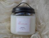 Blossom ellion Candle