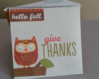 Thankful Autumn Card