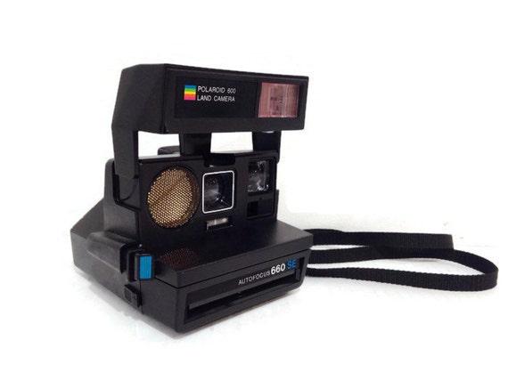 vintage polaroid camera polaroid 600 land camera polaroid. Black Bedroom Furniture Sets. Home Design Ideas