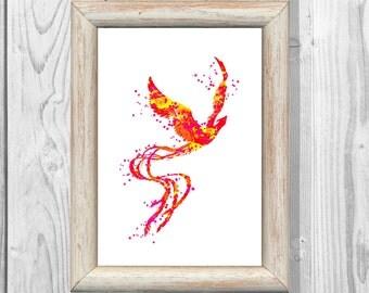 Phoenix Patronus Etsy