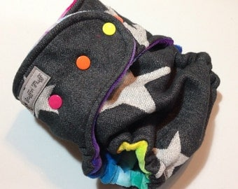 Send your own fabric cloth diaper