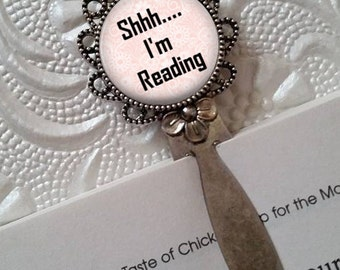 Bookmark - Shhh I'm reading