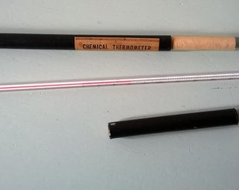 Vintage Chemical Thermometer