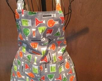 Children's reversible apron