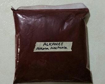 ON SALE Alkanet Naturl Dye 100 gram