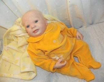 Reborn Baby Boy - Blaze (Donna RuBert Sculpt)