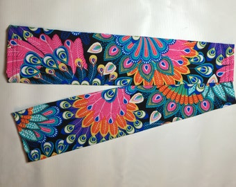 Colorful Peacock - Sleeve