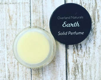 Earth Solid Perfume