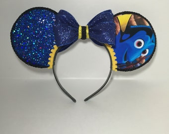 Dory Inspired Mouse Ears