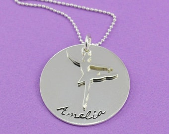 30% OFF Ballerina Necklace in Sterling Silver