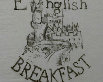 Tea Set: English Breakfast