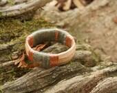Reed Ring (Sage)