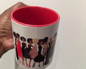 Black girls Mug