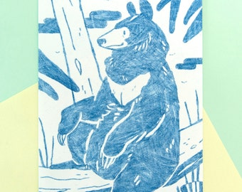 Baloo Original Prints
