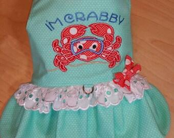 I'm Crabby Harness Vest