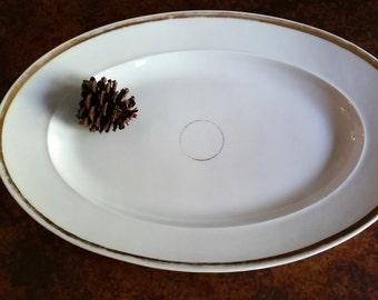 Charles Field Haviland  Twenty Inch Serving Platter No. 18