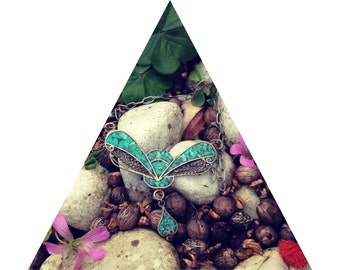 Cordelia Phoenix Necklace