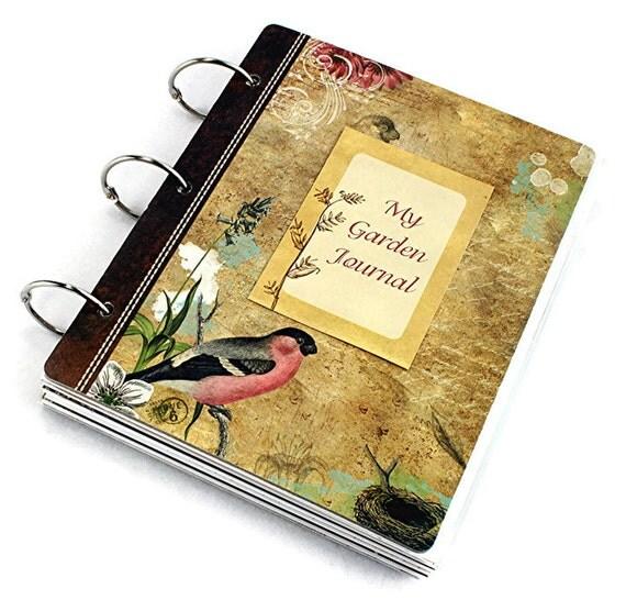 Garden journal garden design garden diary garden planner for Garden design journal