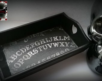 Ouija Board gothic occult Ring Tray