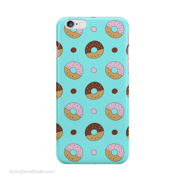 Cute Phone Case Donut IPhone Device Cases Gift By