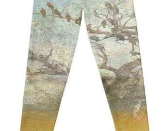 The Birdy Tree Designer Leggings