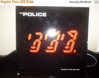 Save 70% Today 1981 Vintage LP The Police Ghost in the Machine AM Records SP-3730 Excellent Condition 1293